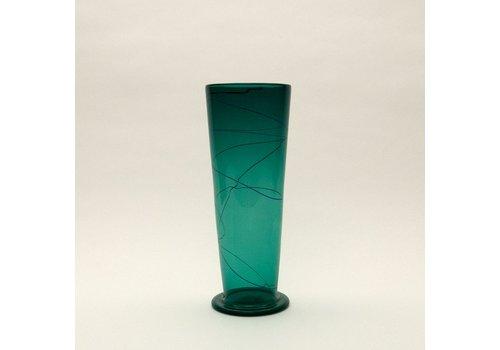 Small Ligne Vase - Jade