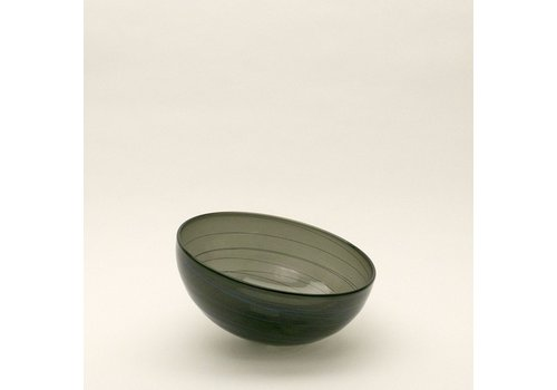 Small Ligne Bowl - Gray