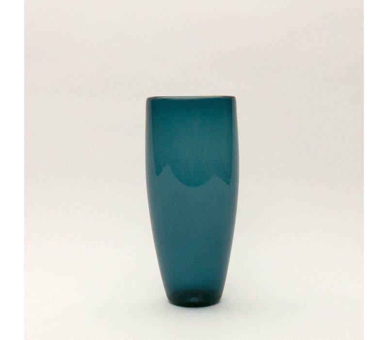 Angelic Vase - Steel Blue