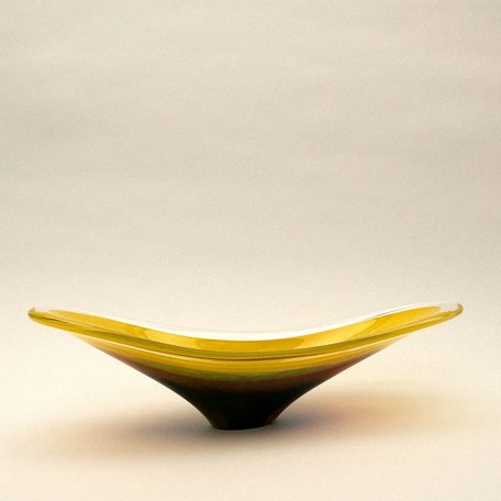 Yellow Saturn Bowl