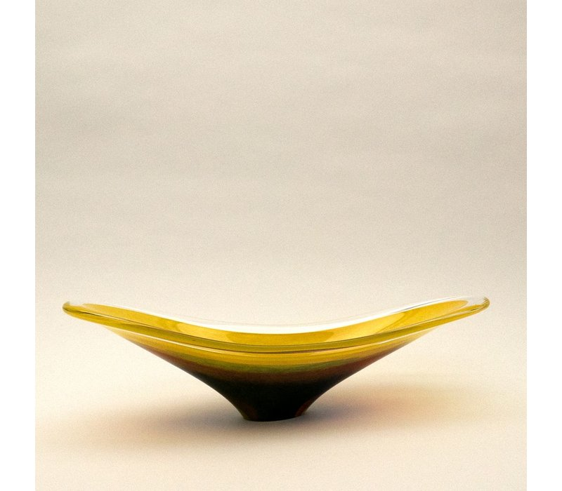 Yellow Saturn Bowl