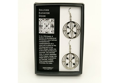 Sullivan Elevator Door Earrings
