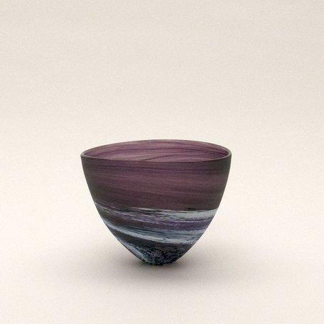 Purple Seaspray Bowl