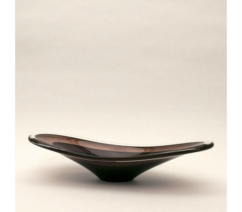 Purple Saturn Bowl
