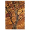 Wooden Tree Panel