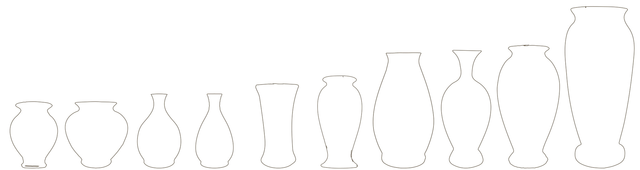 Our Vase Collection