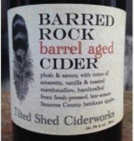 Tilted Shed Barred Rock Cider 375ml