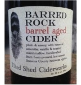 Tilted Shed Barred Rock Cider 375ml