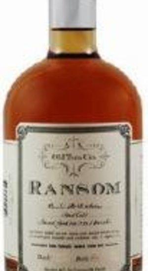 Ransom Old Tom Gin