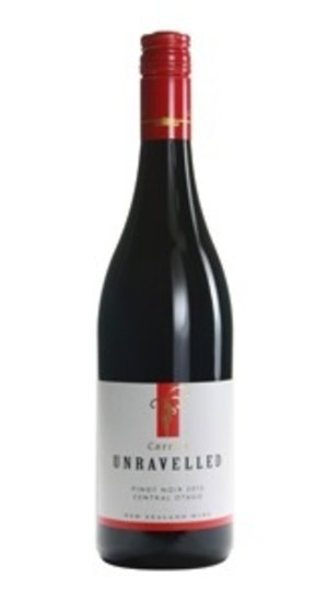 Carrick PInot Noir Unraveled 11 Central Otago