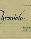 Chronicle Chardonnay Sonoma Coast 10