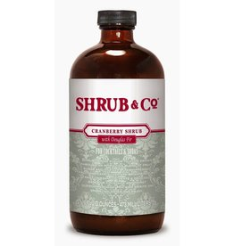 Shrub & Co. Cranberry Shrub