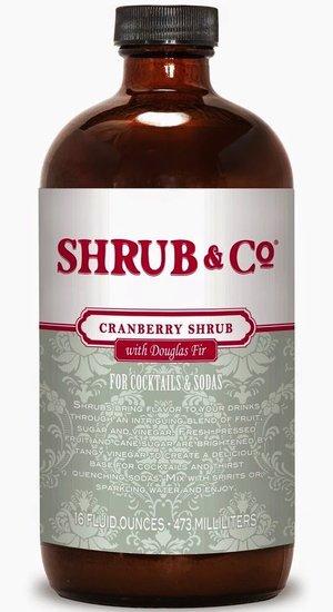 Shrub & Co. Cranberry Shrub
