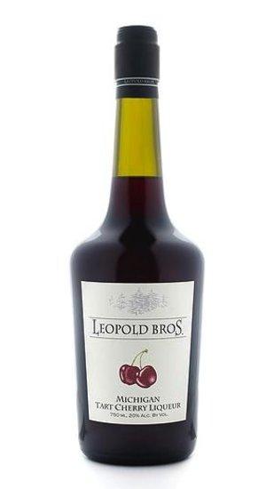Leopold Brothers Michigan Tart Cherry Liqueur
