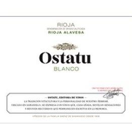 Ostatu Rioja Blanco 15