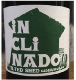 Organic Tilted Shed Inclinado Cider