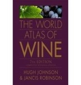 World Atlas of Wine 7th Edition