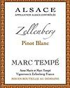 Biodynamic & Natural Marc Tempe Pinot Blanc 11