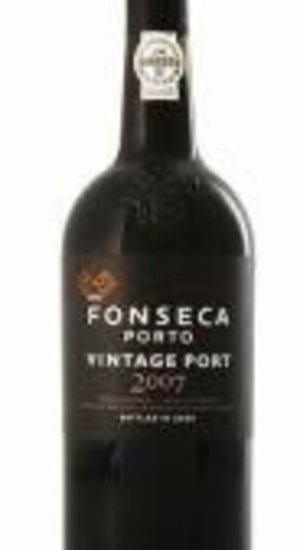 Fonseca Vintage Port 2007