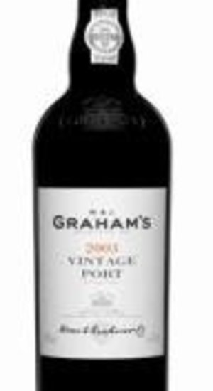 Graham's Vintage Port 2007 375ml