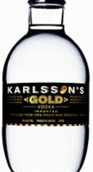 Organic Karlssons Gold Vodka