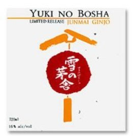 Yuki No Bosha Junmai Ginjo 720ml