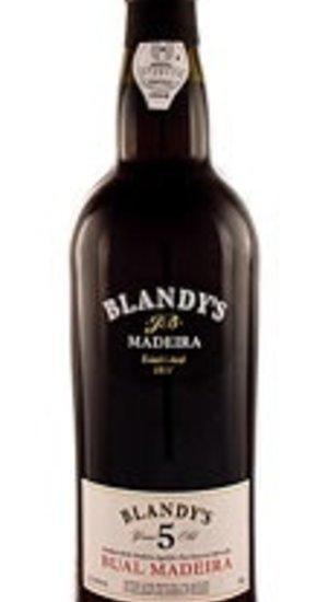 Blandy's Bual 5YO