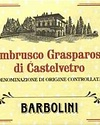 Barbolini Lambrusco nv