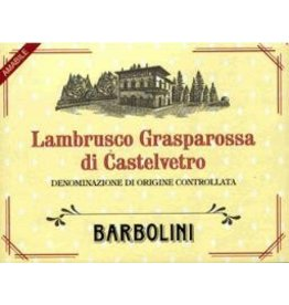 Barbolini Lambrusco nv