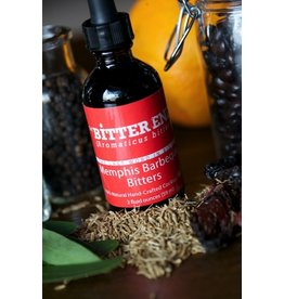Bitter End Memphis Barbecue Bitters
