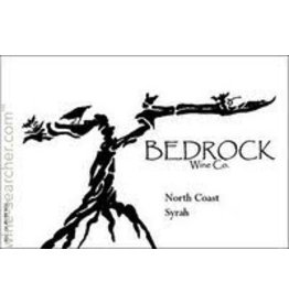 Bedrock Syrah North Coast 15