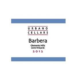 Urbano Cellars Barbera 13