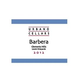 Urbano Cellars Barbera 15