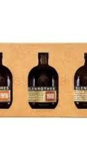 Glenrothes 3-Pack