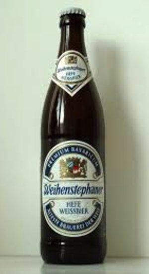 Weihenstephan Hefe Weissbier