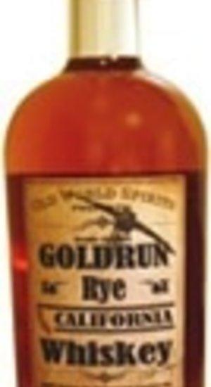 Gold Run Rye Whiskey