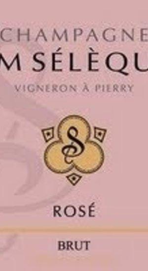 J-M Seleque Brut Rosé Champagne