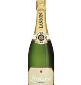 Lanson Ivory Label Cahmpagne Demi-Sec 375ml