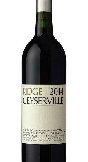 Ridge Geyserville 15