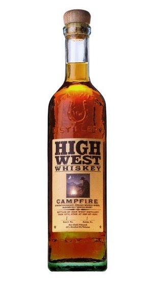 High West Distillery Campfire