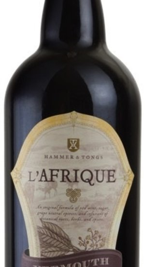 Hammer & Tongs L'Afrique Vermouth NV