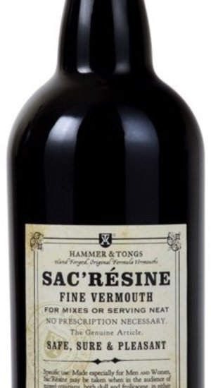 Hammer & Tongs Sac' Resine Vermouth NV