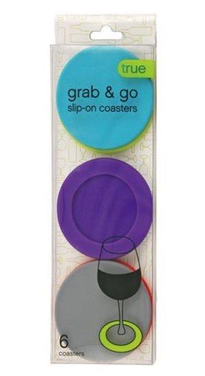 Grab & Go Coasters 6-pk.