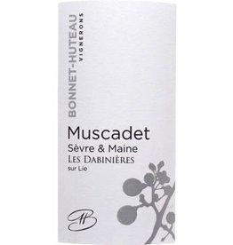 Organic & Natural Bonnet-Huteau Muscadet La Dabiniéres 14