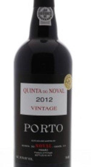 Quinta do Noval Vintage Porto 12