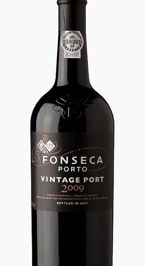 Fonseca Vintage Port 09