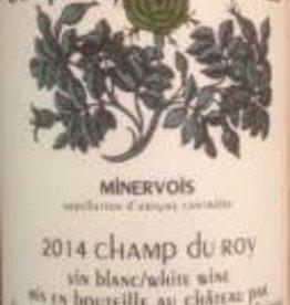 Organic Chateau Coupe Roses Minervois Blanc Champ du Roy 14