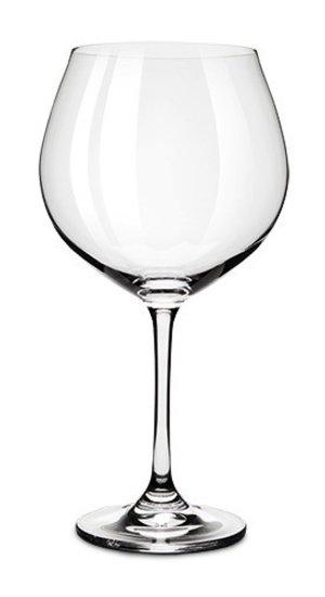 Burgundy Wne Glasses