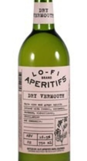 Lo-Fi Dry Vermouth