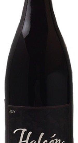 Natural Halcon Pinot Noir Wentzel Vineyard Anderson Valley 14